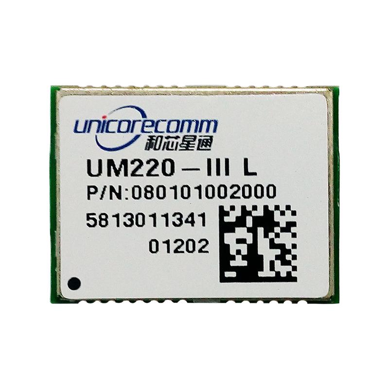 深圳联创星代理和芯星通 UM220-III L 精密授时模块 基站/电力授时模块